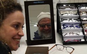 Gafas graduadas para colectivos vulnerables