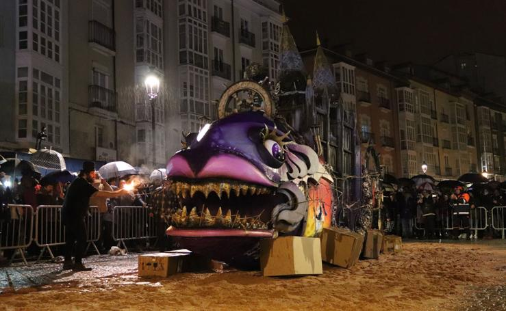 Adiós a la Sardina, adiós al Carnaval