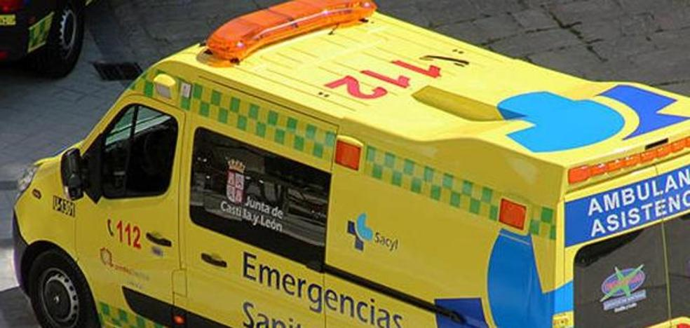 Fallece uno de los vecinos intoxicados por humo en La Aguilera