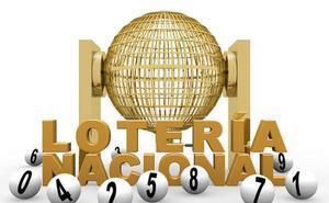 El sorteo de la Lotería Nacional deja parte del primer premio en Segovia