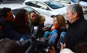 Los jugadores acusados de agresión sexual recurren de nuevo ante la Audiencia el auto de prisión