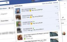Miles de usuarios de Facebook, afectados por un virus