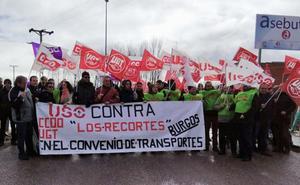 Se retoma la negociación del convenio del transporte tras la «presión» sindical