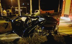 Fallece la mujer herida en un accidente de tráfico en Aranda