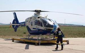 Herido un menor en una caída de bici en Cabañas