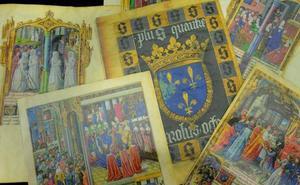 Siloé culminará este año 'Vida y Milagros de San Luis', «uno de los libros más bellos» del mundo