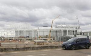 Renault amplía en Palencia para ganar capacidad de producción