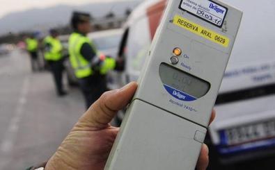 Detenido ebrio en Murcia un chófer de autobús con 42 estudiantes a bordo