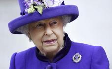 La reina Isabel II y su despertar a ritmo de gaita