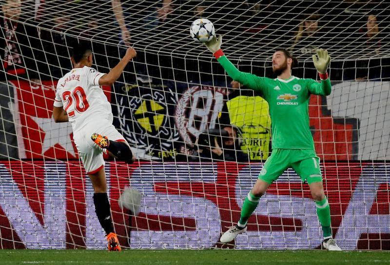 El Sevilla-United, en imágenes