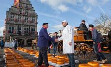 Gouda, la ciudad del queso por excelencia