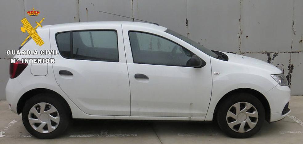 Detenido un hombre por no devolver el coche de una empresa de renting