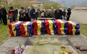Se retoman las identificaciones de los cuerpos de represaliados recuperados en Valdenoceda