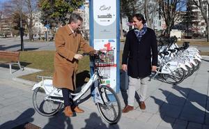 100 nuevas bicicletas completan la renovación de Bicibur
