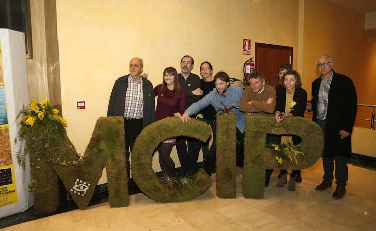 Inauguración de la XXVII Muestra Internacional de Cine de Palencia