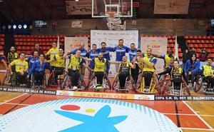 CD Ilunion logra ante Gran Canaria su octava Copa del Rey consecutiva