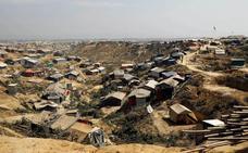 Seis meses después, miles de rohinyás siguen huyendo de la violencia en Birmania