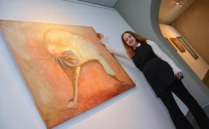 Pilar Gil Caballero muestra 'OhCulto' en el Consulado del Mar
