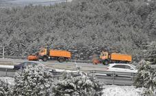 Iberpistas se anticipa a la nevada y activa el plan de vialidad