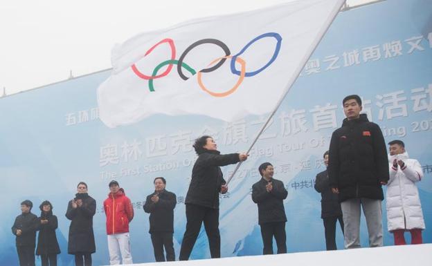 Pekin Apuesta Fuerte En La Organizacion De Los Juegos De Invierno