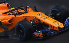 McLaren acumula kilómetros