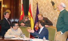 PP, PSOE e Imagina critican que Cs ponga en «tela de juicio» a los funcionarios de Diputación