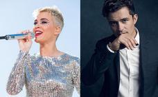 Orlando Bloom y Katy Perry, otra vez juntos