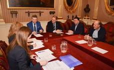 Ayuntamiento, patronal y sindicatos se citan para un tercer acuerdo del Diálogo Social