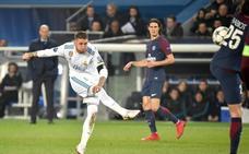 Sergio Ramos: «Hemos vuelto»
