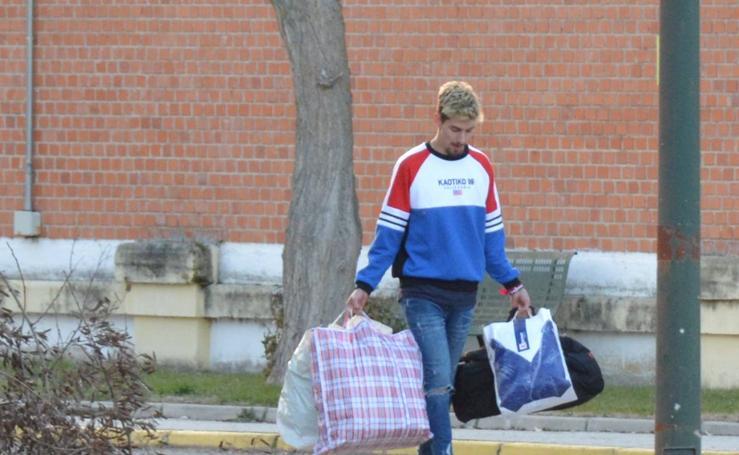 'Lucho' sale en libertad bajo fianza