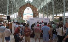 Burgos Alimenta estará presente tres días en el Mercado Colón de Valencia