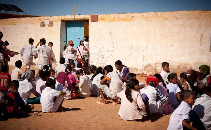 Exposición 'Piedras en el desierto'