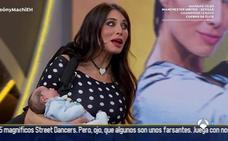 Pilar Rubio participa en 'El Hormiguero' a punto de dar a luz