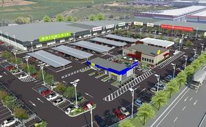 INBISA prevé que el nuevo parque comercial se inaugure a finales de 2019