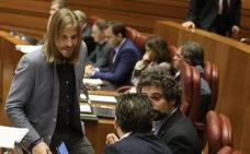 Cs pide que se descuente el día a los procuradores que no asistieron a un acto de las Cortes
