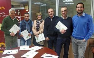 ADRI Ribera firma seis nuevos contratos de ayudas, con inversión de 950.000 euros