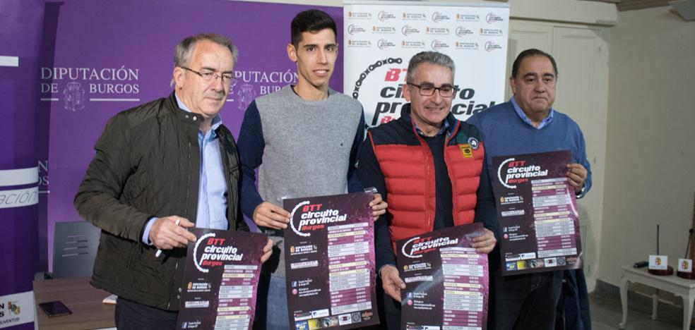 Castrillo de Murcia y Hortigüela se incorporan a la Copa BTT