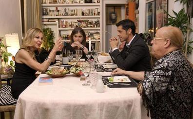 Ana Obregón y Rappel, vencedores de 'Ven a cenar conmigo: Gourmet Edition'