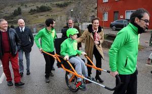 'Cumbres para Todos' arrancará con la ascensión de personas con discapacidad al Pico Campiña, en Neila