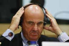 La Eurocámara avala la designación de Luis de Guindos para el BCE