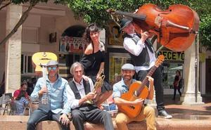 La Troupe del Swing participa en 'Músicos con Valor', en favor de Down Burgos