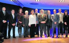 La Facultad de Comercio de la UVa reconoce a los mejores empresarios del año