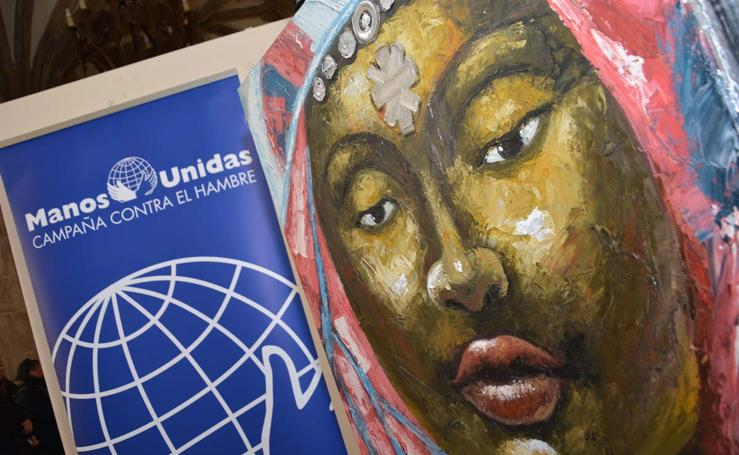 Mercadillo de Manos Unidas