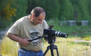 El cineasta José Antonio Vallejo aborda los documentales de naturaleza en el MEH