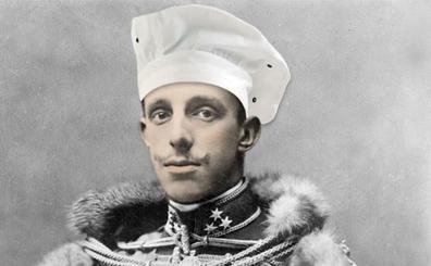 Alfonso XIII, la tortilla y el Congreso de EE UU