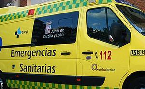 Fallece un motorista en un accidente en la A-1, a la altura de Milagros