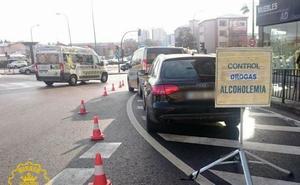 Investigado un conductor que cuadriplicó la tasa de alcoholemia y había consumido cannabis y cocaína
