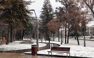 Se reactivan las alertas por nieve en Burgos