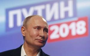 Putin, el ineludible líder de Rusia