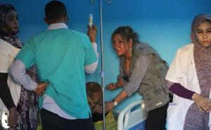 Las asociaciones saharauis reclaman material sanitario usado para los campamentos